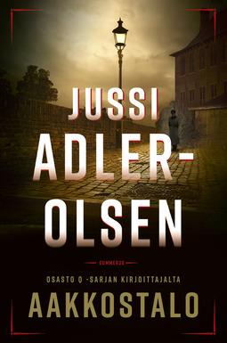 Adler-Olsen, Jussi - Aakkostalo, e-kirja