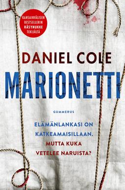 Cole, Daniel - Marionetti, e-kirja