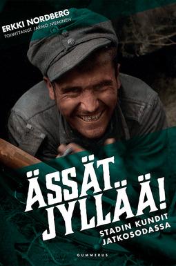 Nieminen, Jarmo - Ässät jyllää!: Stadin kundit jatkosodassa, e-kirja