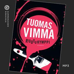 Vimma, Tuomas - Ruutukymppi, äänikirja