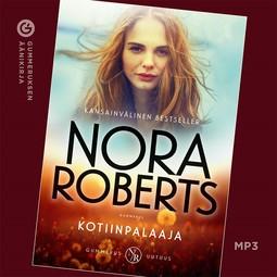 Roberts, Nora - Kotiinpalaaja, äänikirja