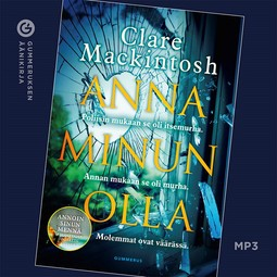 Mackintosh, Clare - Anna minun olla, äänikirja