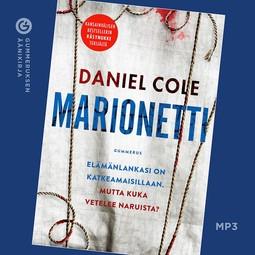 Cole, Daniel - Marionetti, äänikirja