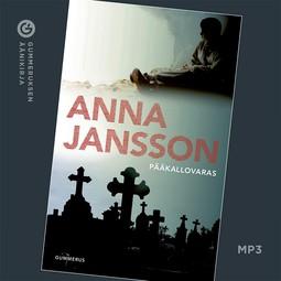 Jansson, Anna - Pääkallovaras, audiobook