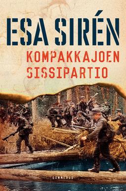 Sirén, Esa - Kompakkajoen sissipartio, ebook