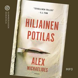 Michaelides, Alex - Hiljainen potilas, äänikirja