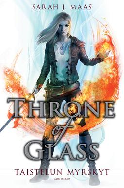 Maas, Sarah J. - Throne of Glass - Taistelun myrskyt, e-kirja