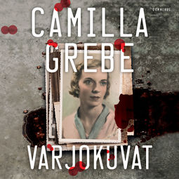 Grebe, Camilla - Varjokuvat, audiobook