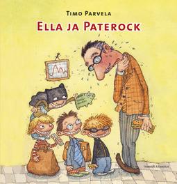 Parvela, Timo - Ella ja Paterock, äänikirja