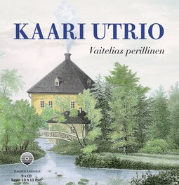 Utrio, Kaari - Vaitelias perillinen, äänikirja