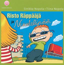 Nopola, Tiina - Risto Räppääjä ja Nuudelipää, audiobook