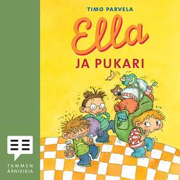 Parvela, Timo - Ella ja Pukari, äänikirja