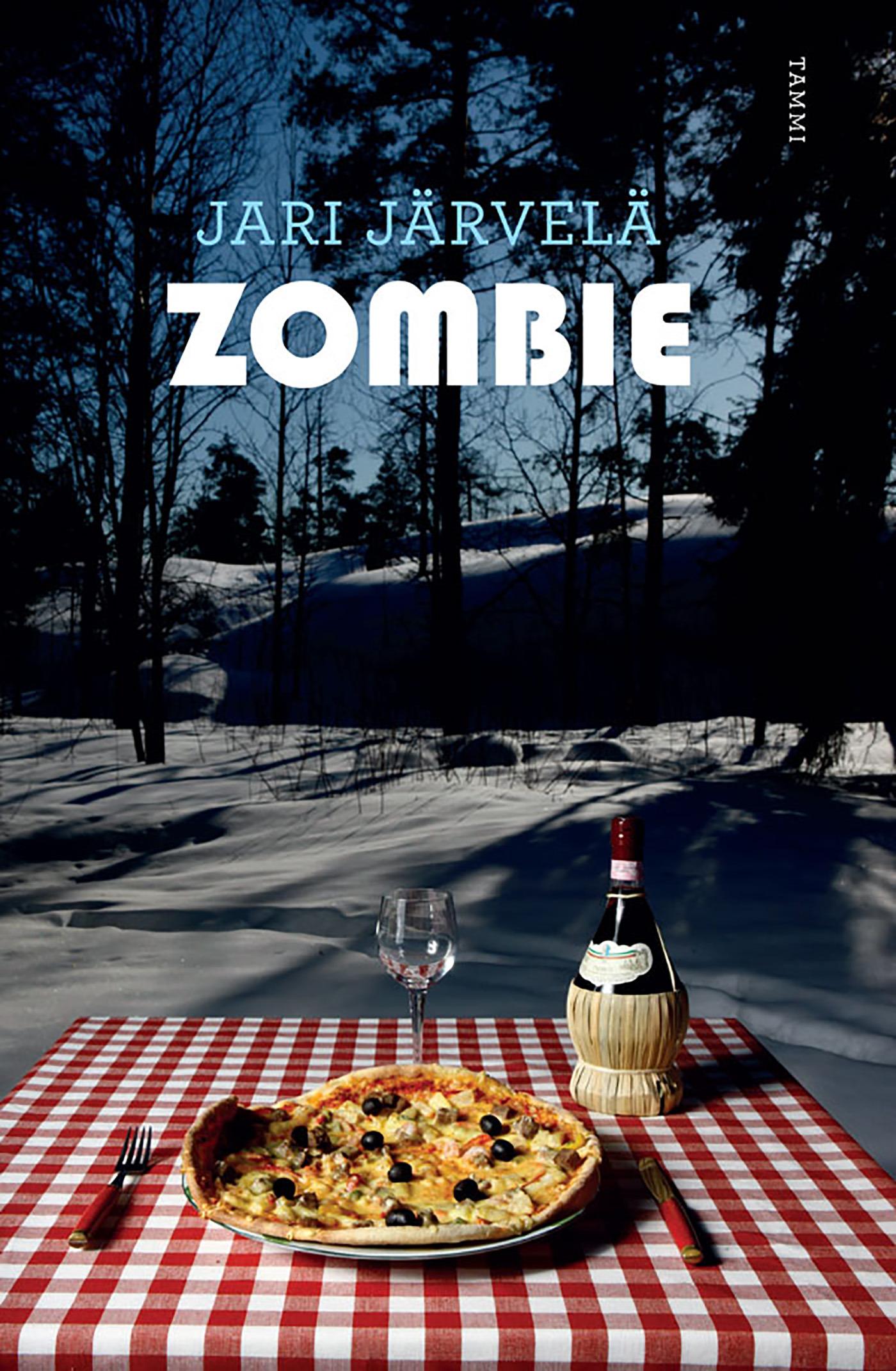 Järvelä, Jari - Zombie, e-kirja