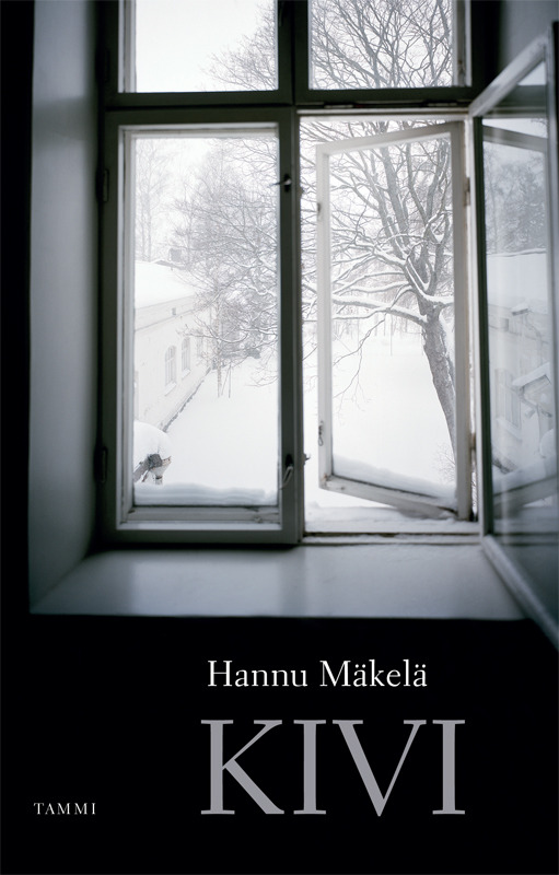 Mäkelä, Hannu - Kivi, e-kirja