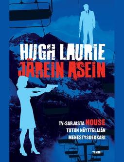 Laurie, Hugh - Järein asein, e-kirja