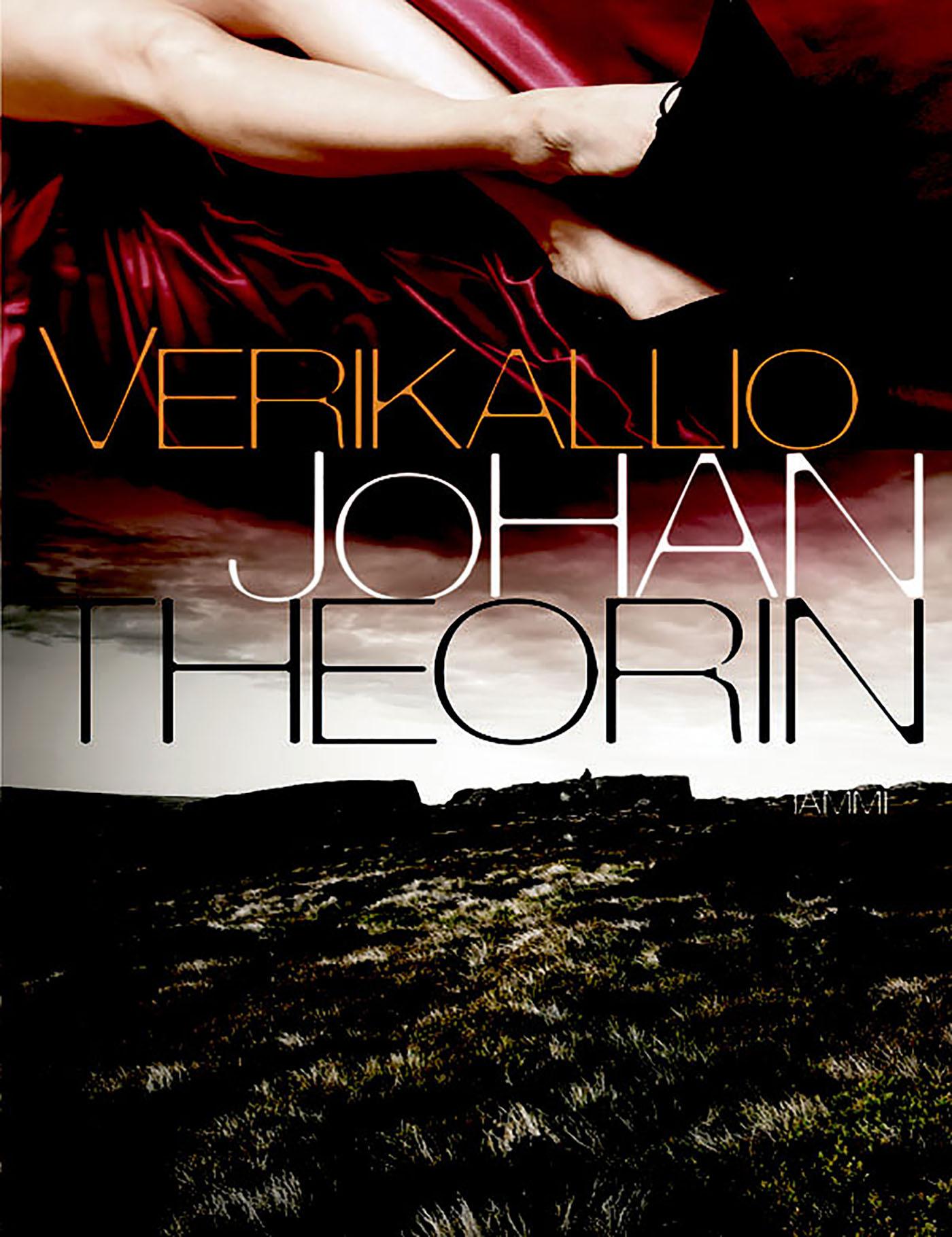 Theorin, Johan - Verikallio, e-kirja