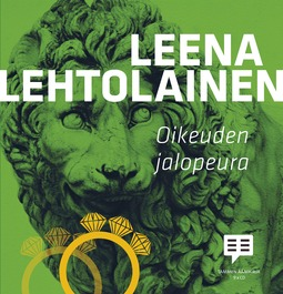 Lehtolainen, Leena - Oikeuden jalopeura: Hilja Ilveskero 2, äänikirja