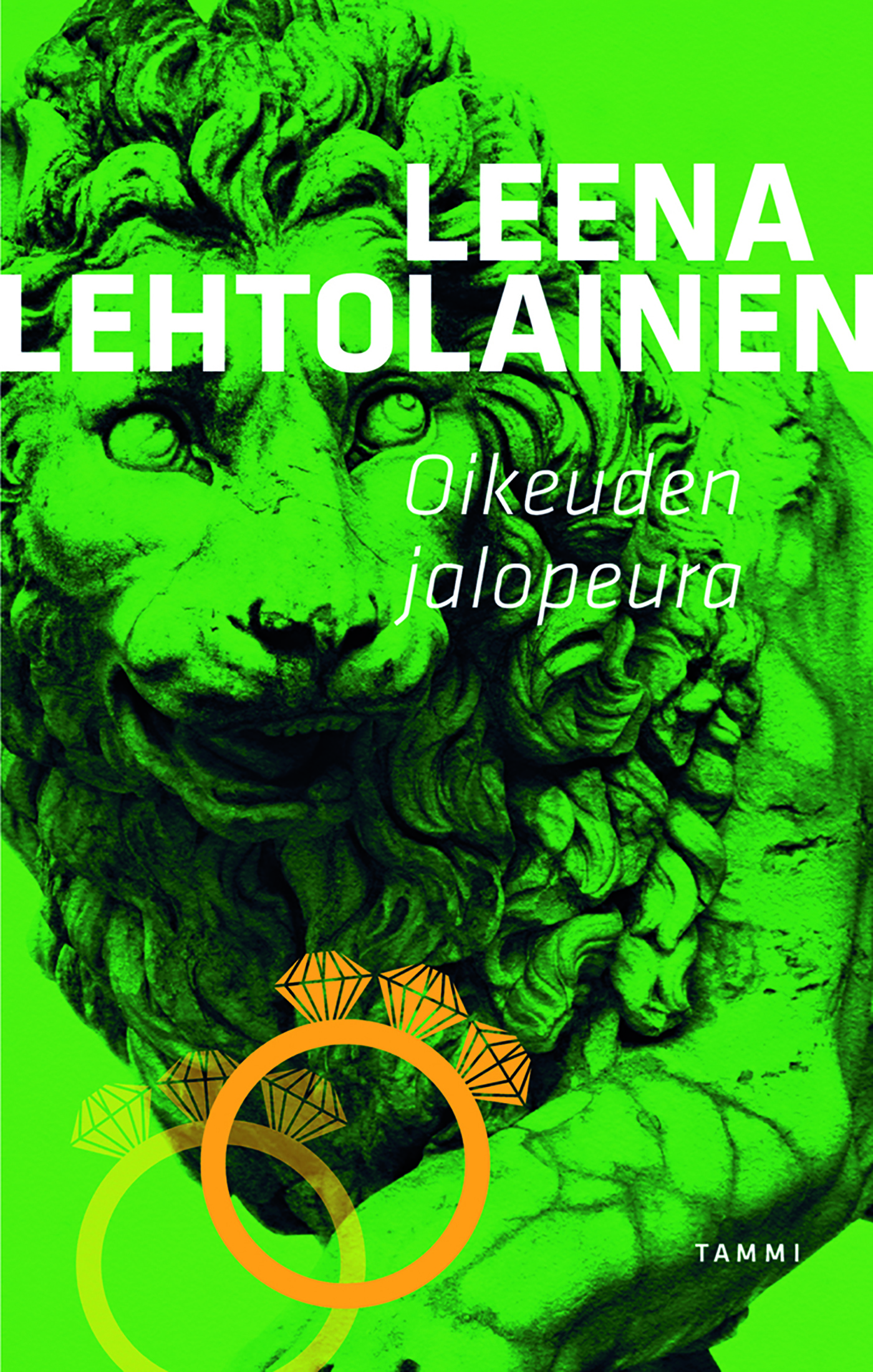 Lehtolainen, Leena - Oikeuden jalopeura: Henkivartija 2, e-kirja