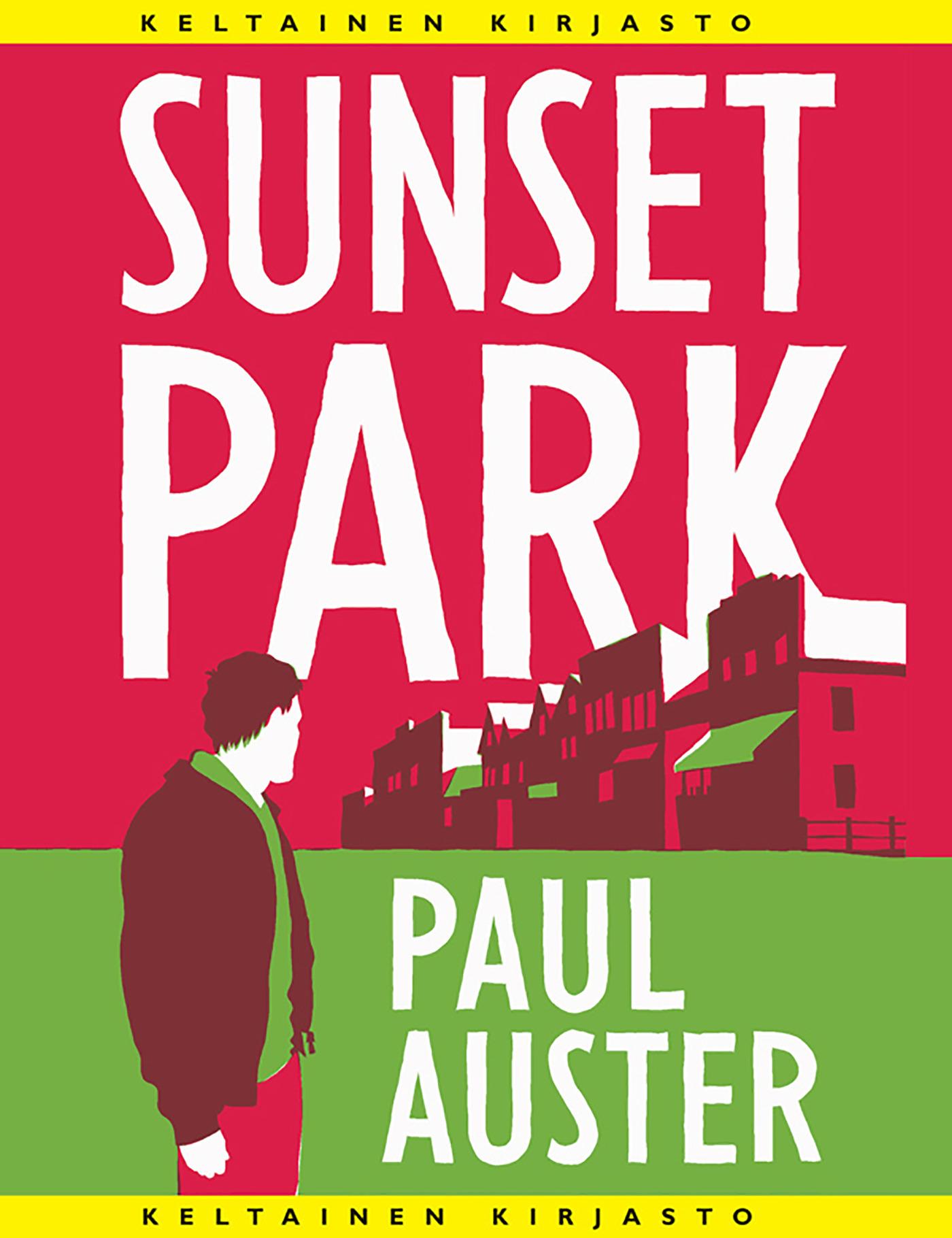 Auster, Paul - Sunset Park, e-kirja