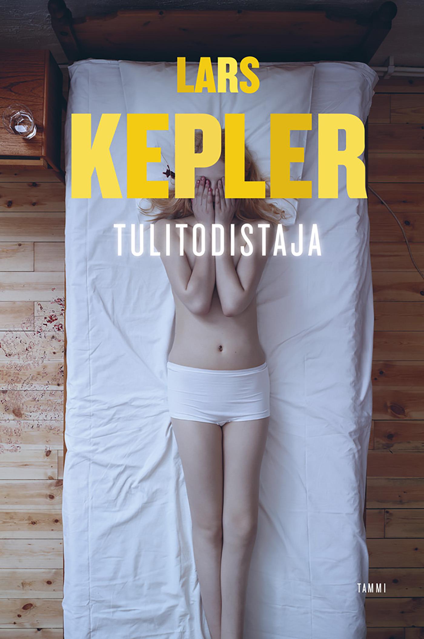 Kepler, Lars - Tulitodistaja, e-kirja
