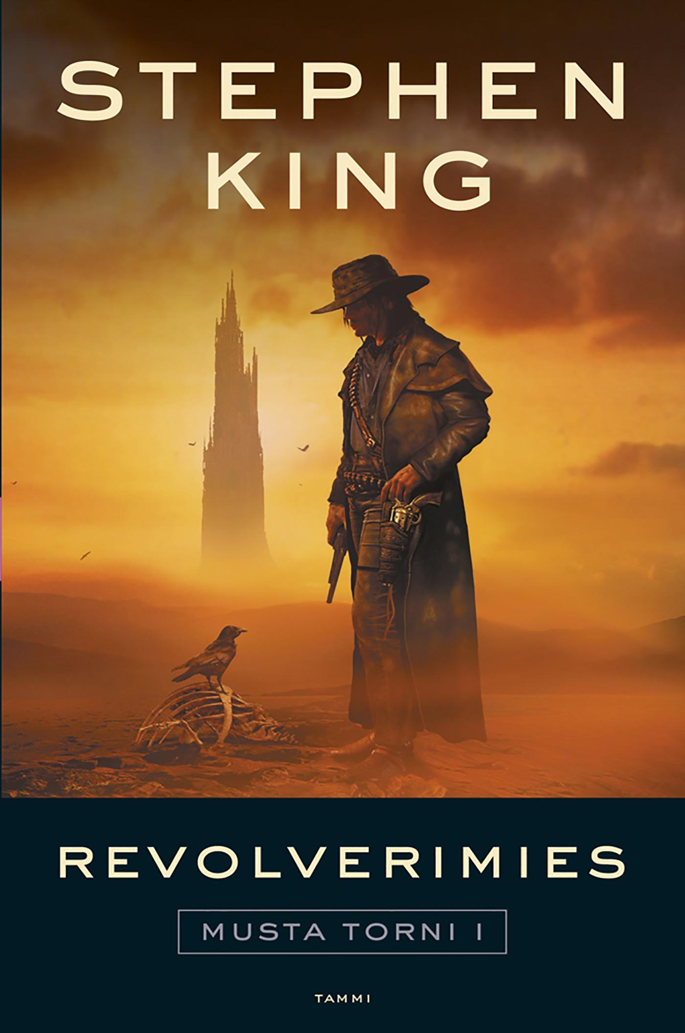 King, Stephen - Revolverimies. Musta torni 1, e-kirja