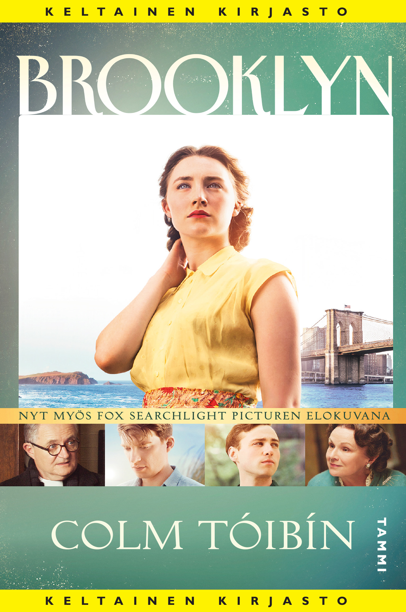 Tóibín, Colm - Brooklyn, ebook