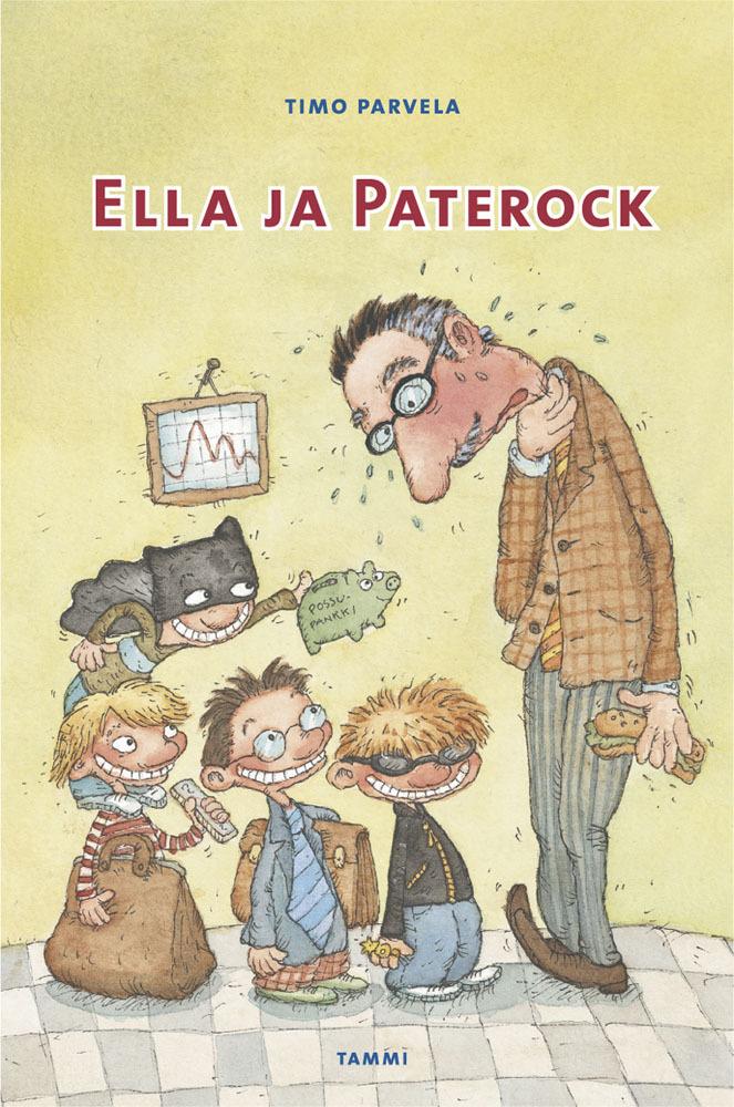 Parvela, Timo - Ella ja Paterock, e-kirja