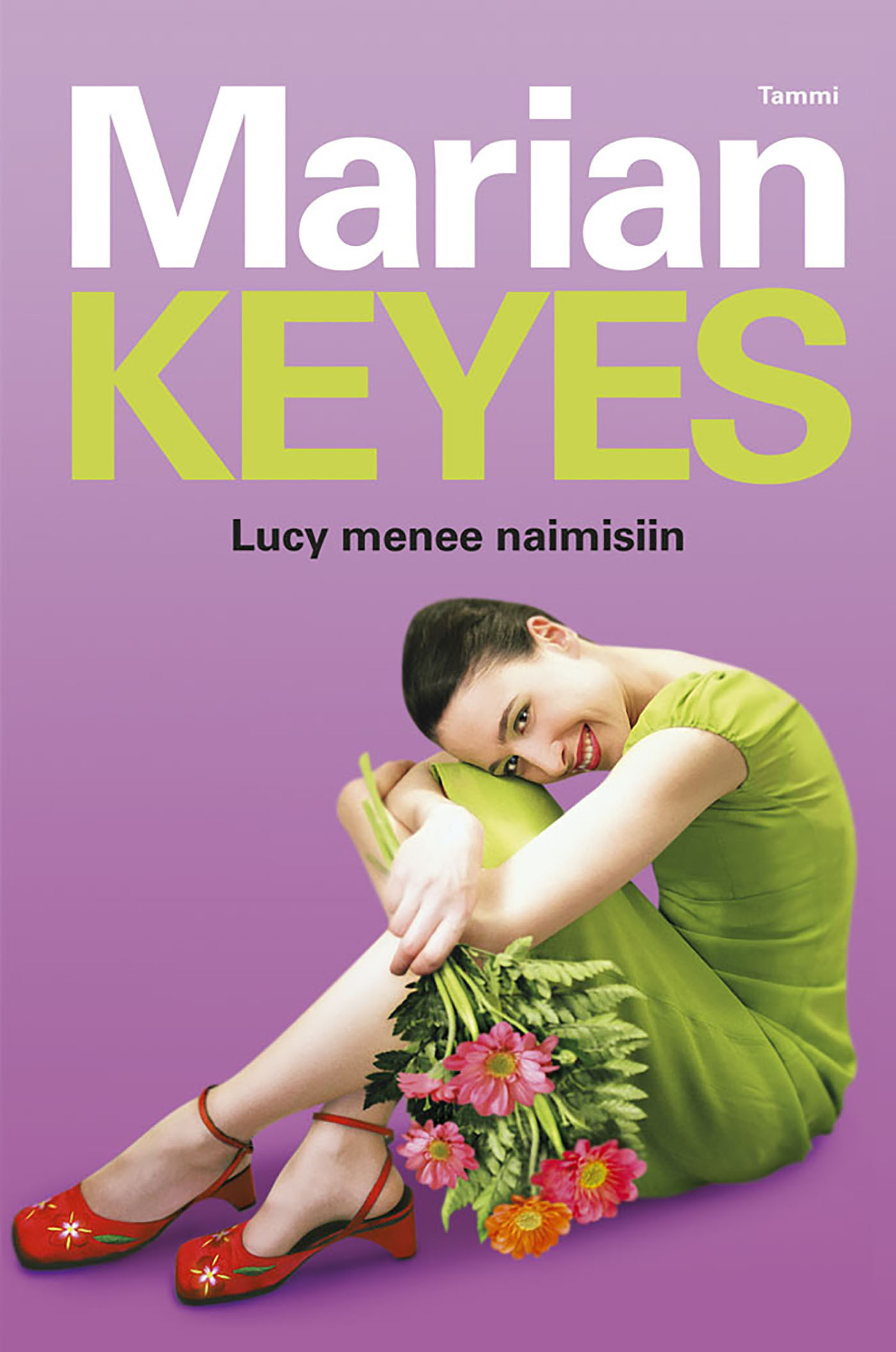 Keyes, Marian - Lucy menee naimisiin, e-kirja