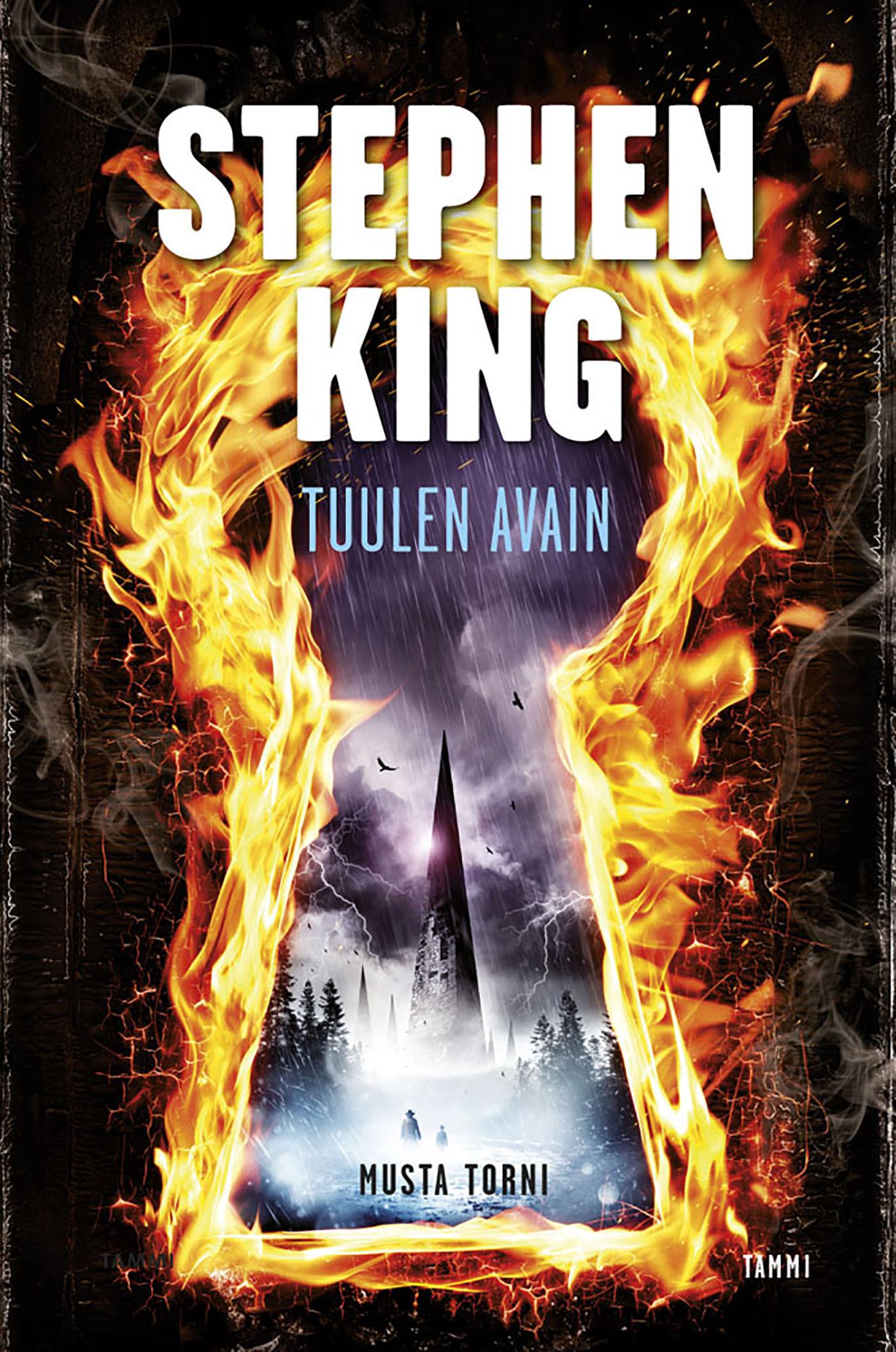 King, Stephen - Tuulen avain, ebook
