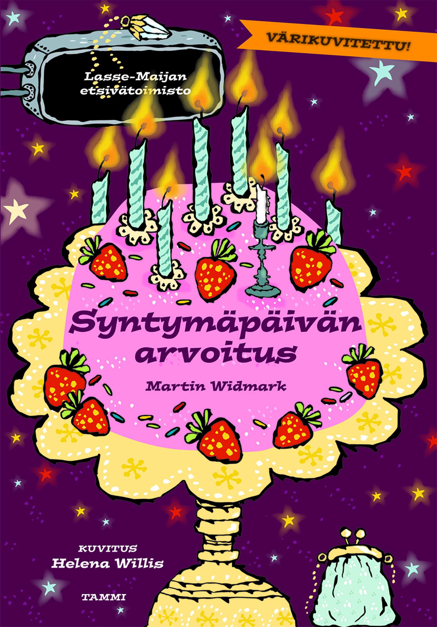 Widmark, Martin - Syntymäpäivän arvoitus: Lasse-Maijan etsivätoimisto, e-kirja