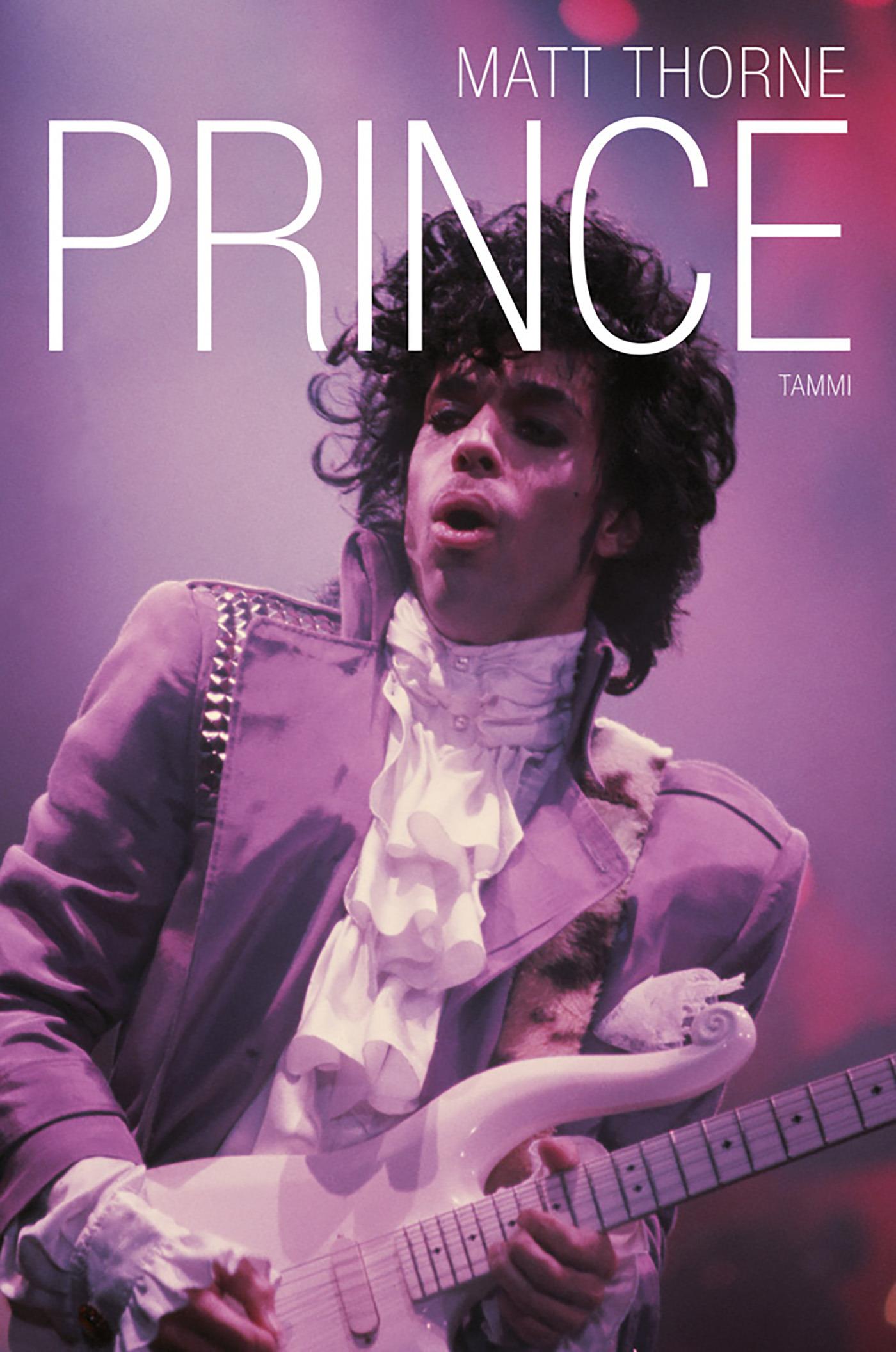 Thorne, Matt - Prince, ebook