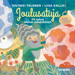 Tolonen, Tuutikki - Joulusatuja, äänikirja