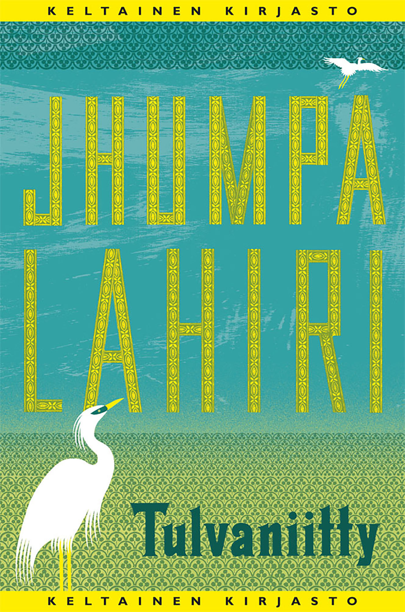 Lahiri, Jhumpa - Tulvaniitty, e-kirja