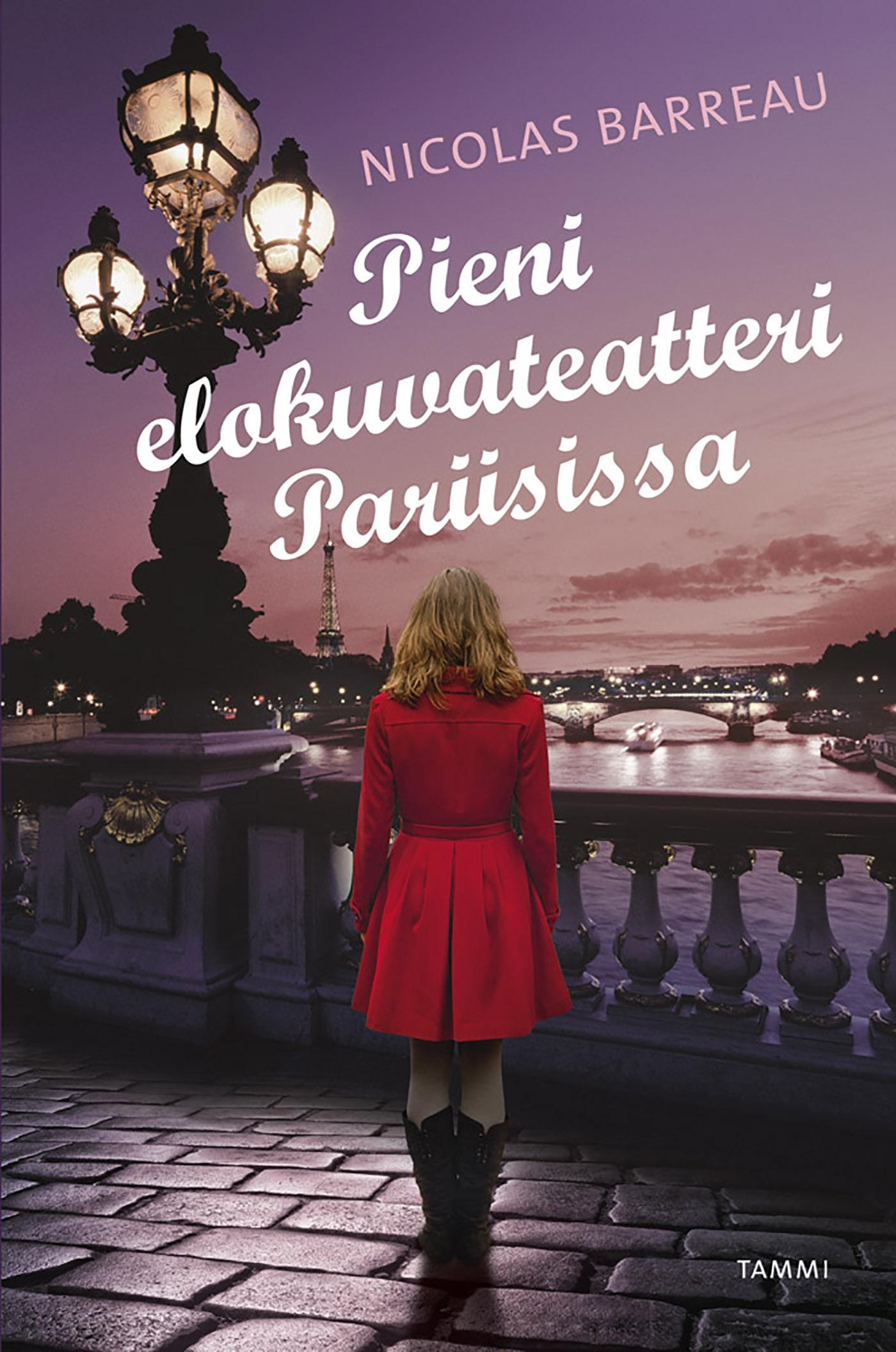 Barreau, Nicolas - Pieni elokuvateatteri Pariisissa, ebook