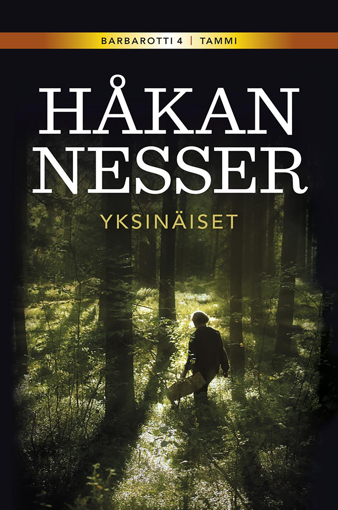 Nesser, Håkan - Yksinäiset, e-kirja