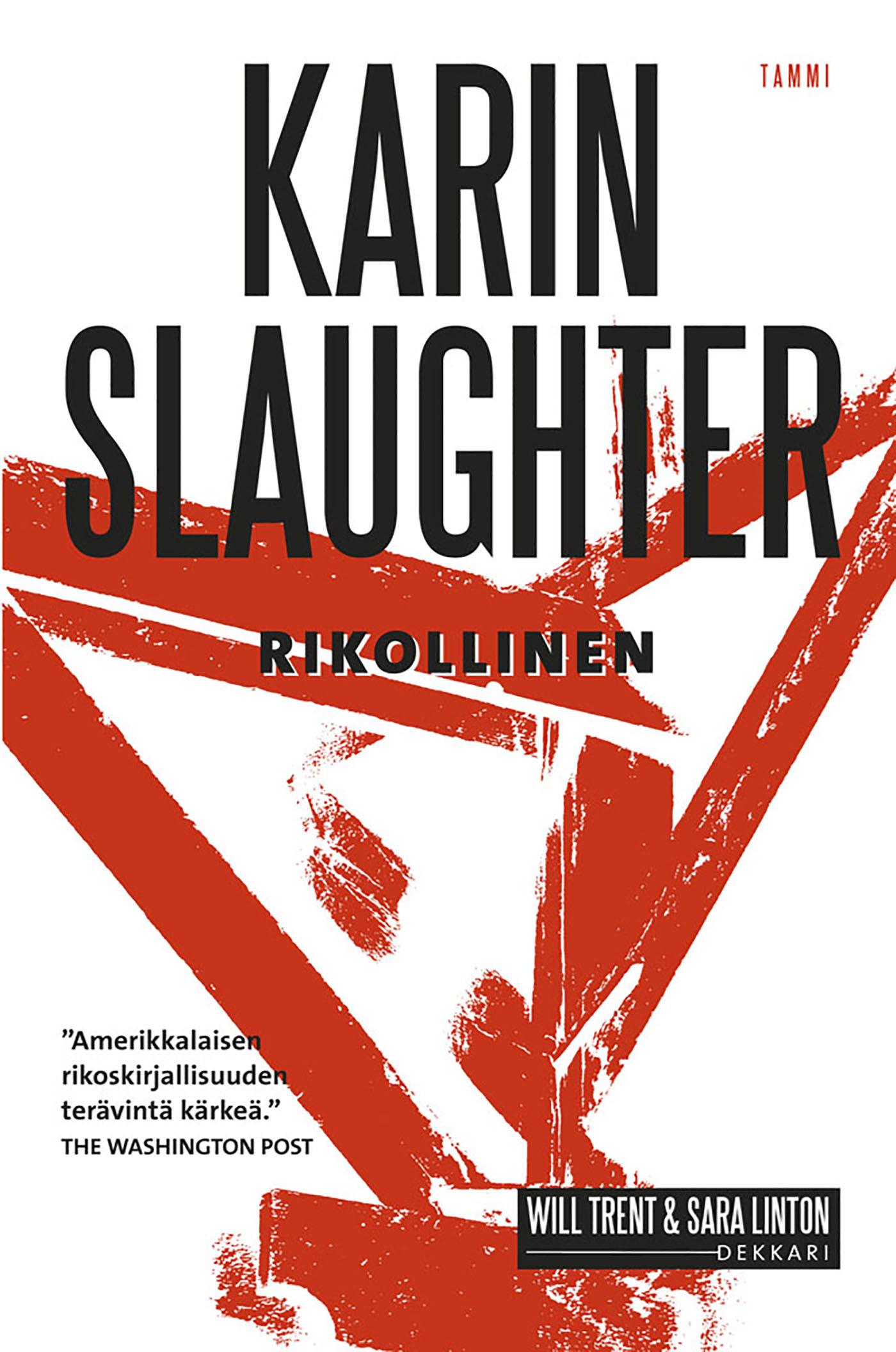Slaughter, Karin - Rikollinen, e-kirja