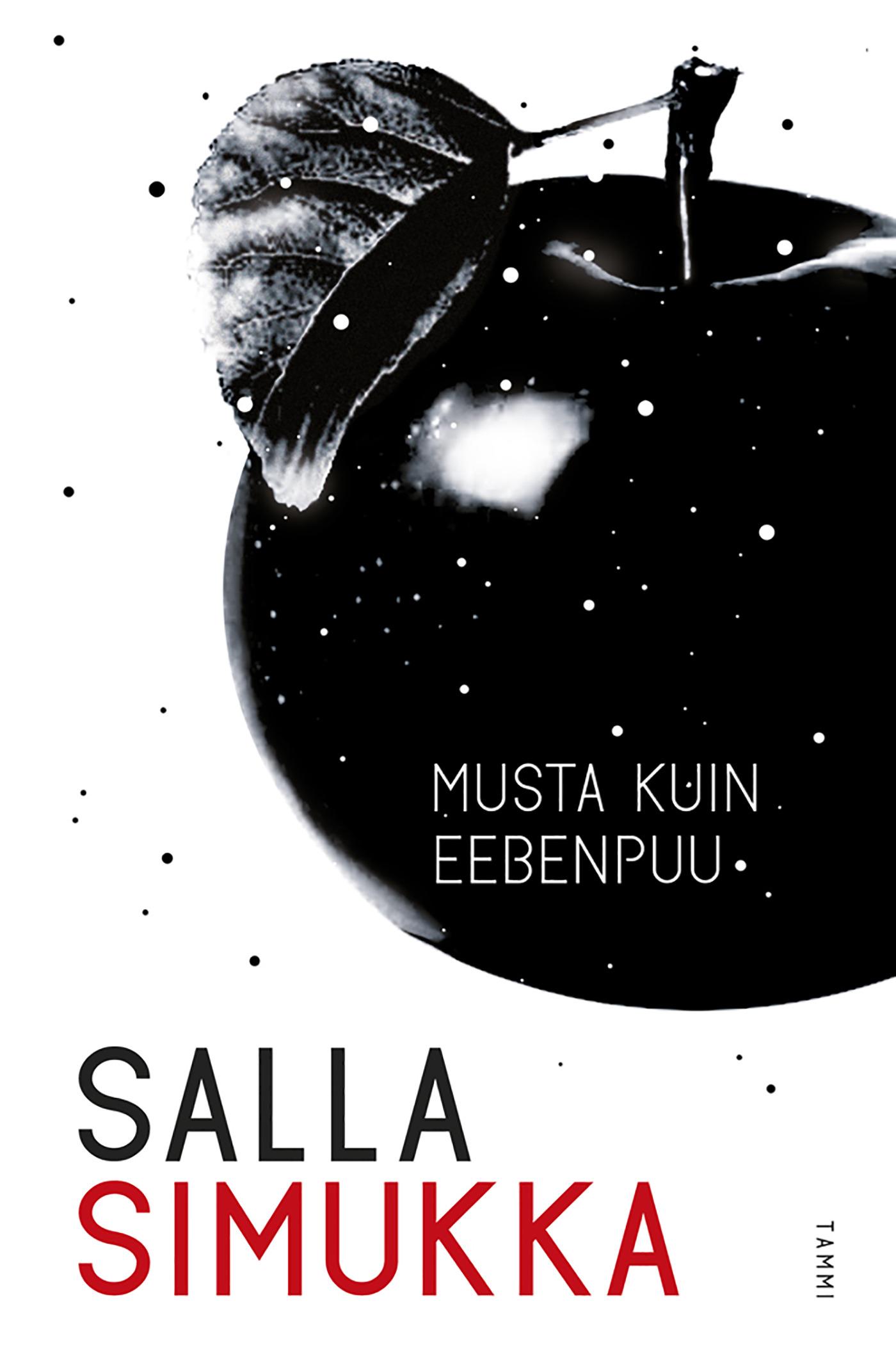 Simukka, Salla - Musta kuin eebenpuu, e-kirja