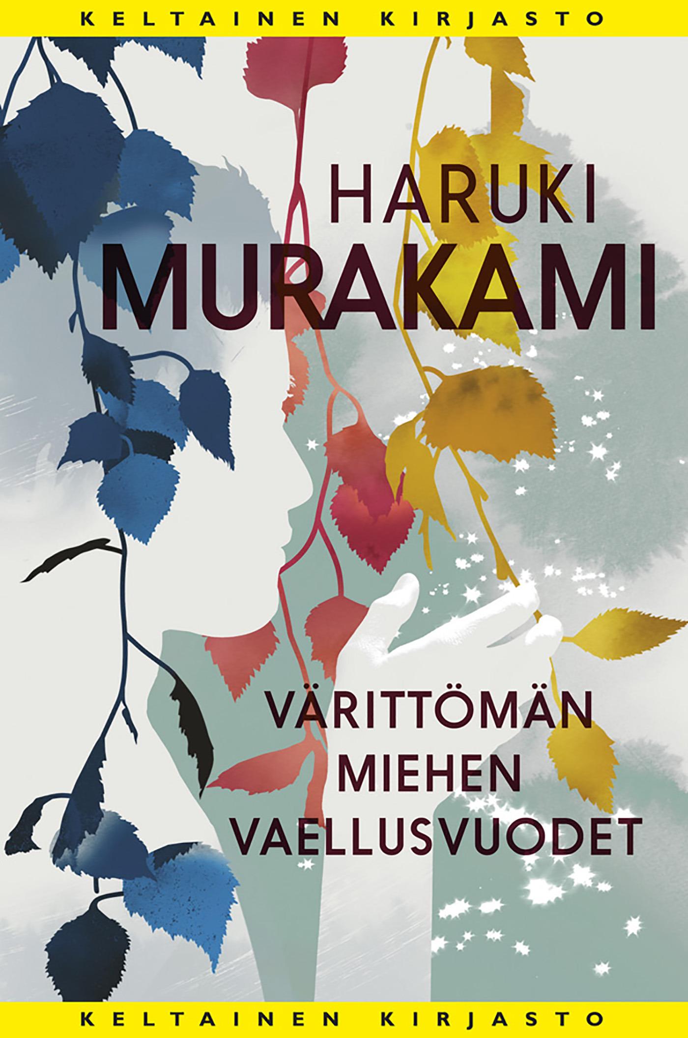 Murakami, Haruki - Värittömän miehen vaellusvuodet, ebook