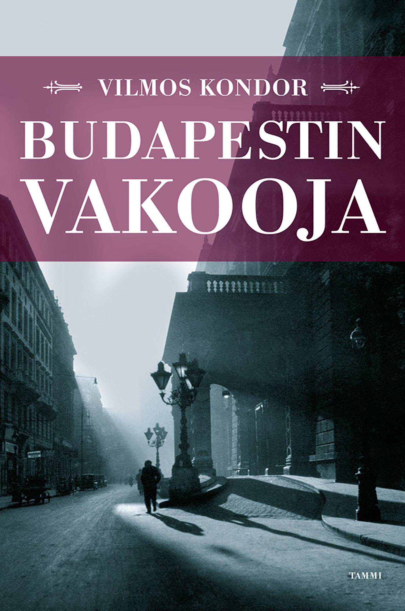 Kondor, Vilmos - Budapestin vakooja, e-kirja