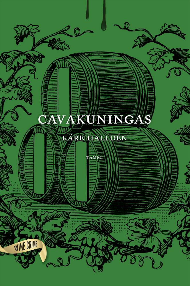 Halldén, Kåre - Cavakuningas, ebook