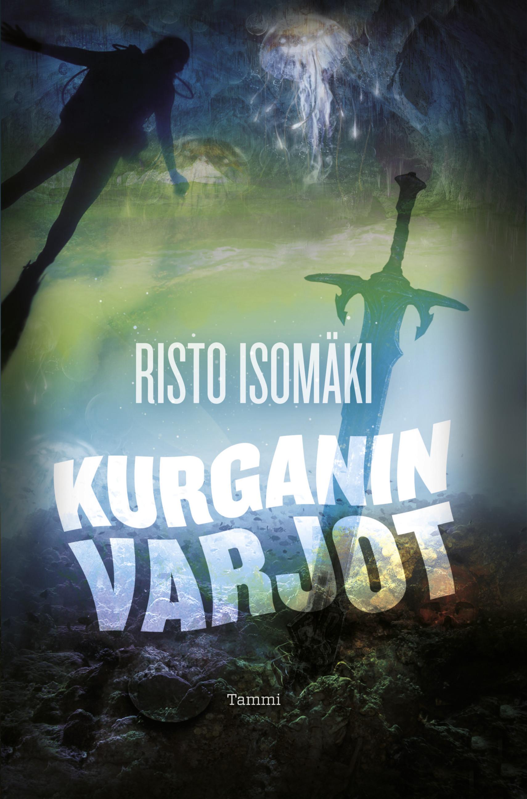 Isomäki, Risto - Kurganin varjot, e-kirja