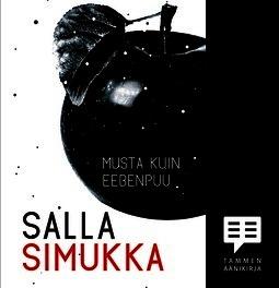 Simukka, Salla - Musta kuin eebenpuu, äänikirja