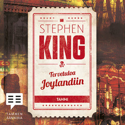 King, Stephen - Tervetuloa Joylandiin, äänikirja