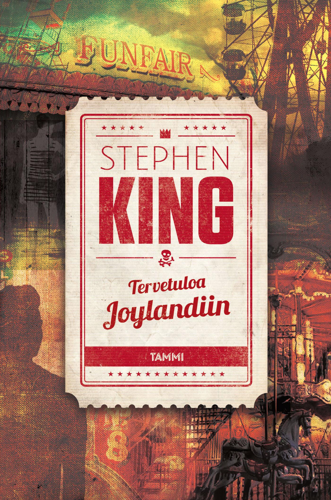 King, Stephen - Tervetuloa Joylandiin, e-kirja