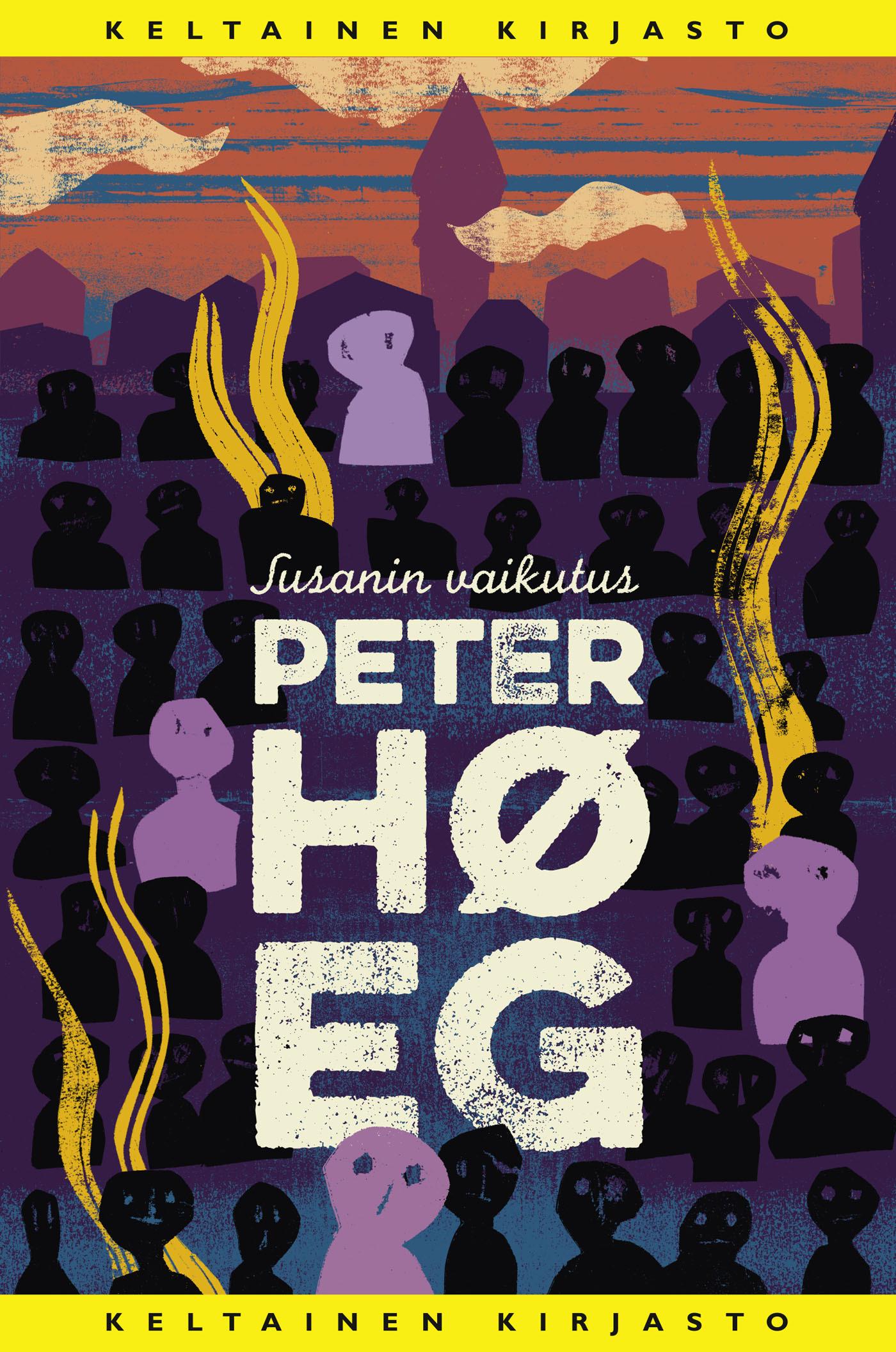 Hoeg, Peter - Susanin vaikutus, e-kirja