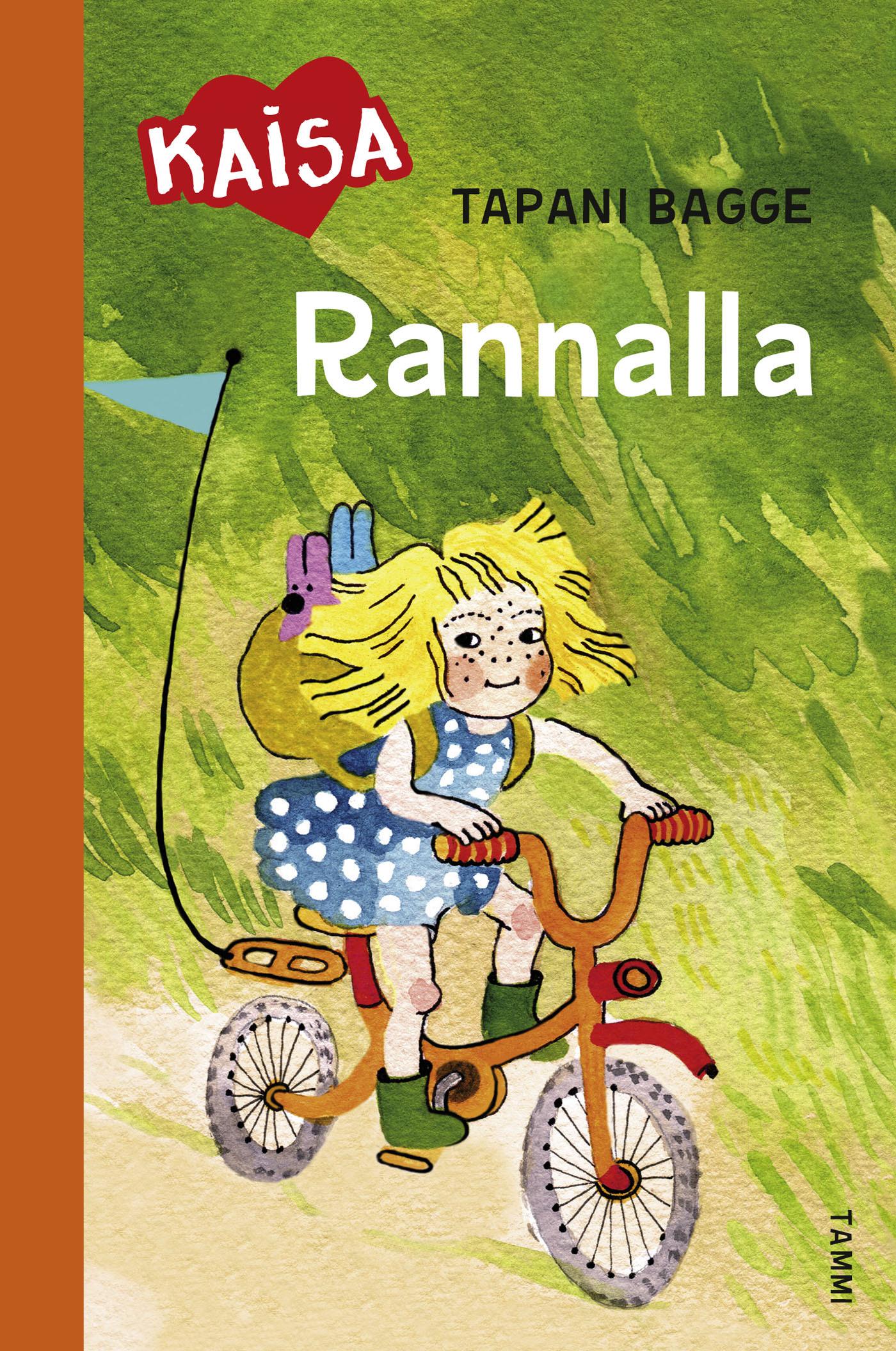 Bagge, Tapani - Rannalla (Kaisa-sarja), e-kirja
