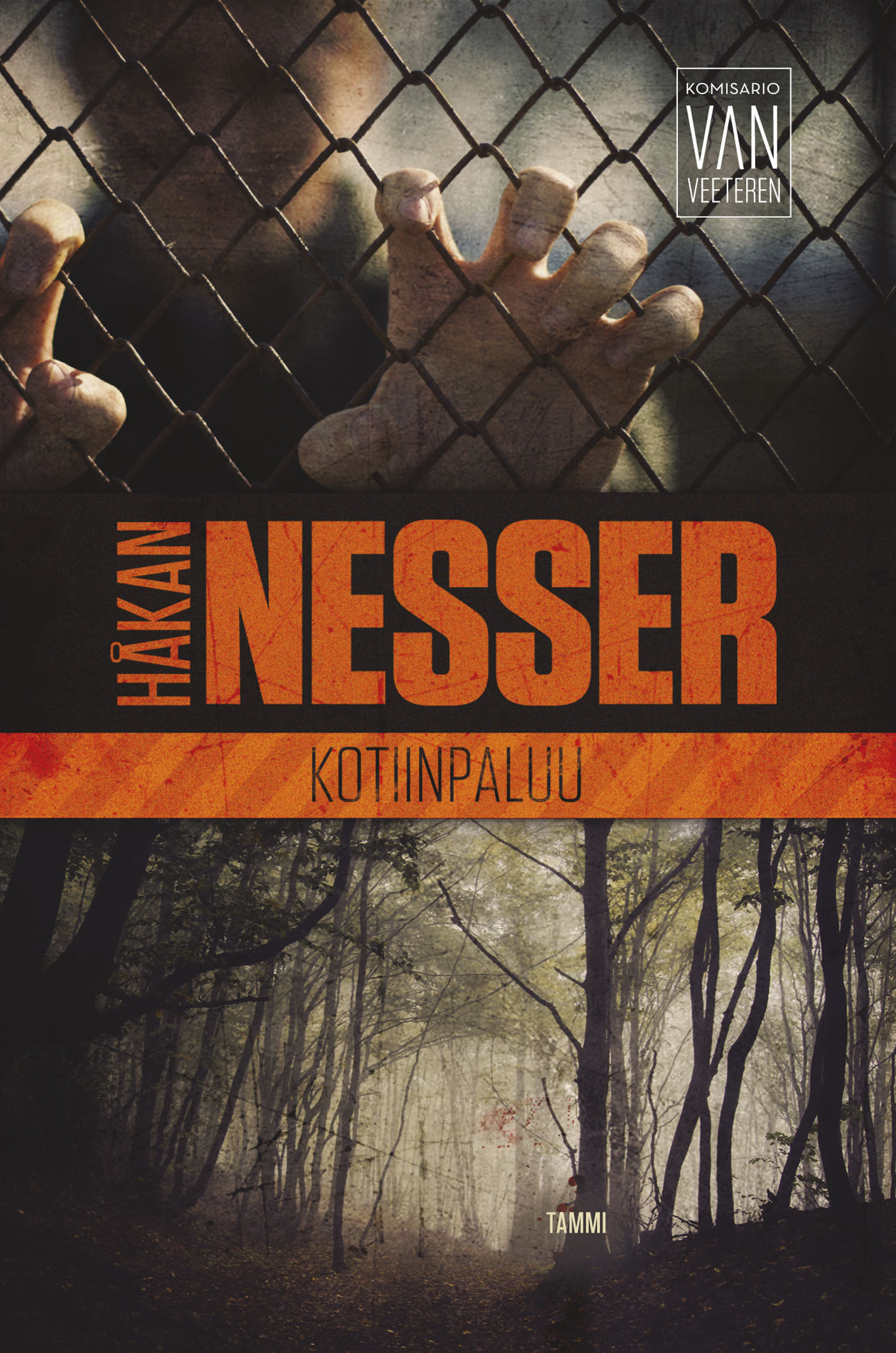 Nesser, Håkan - Kotiinpaluu, e-bok
