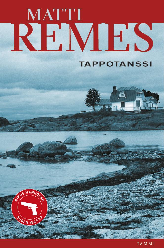 Remes, Matti - Tappotanssi, e-kirja