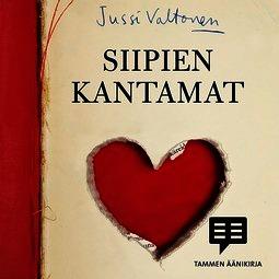 Valtonen, Jussi - Siipien kantamat, äänikirja