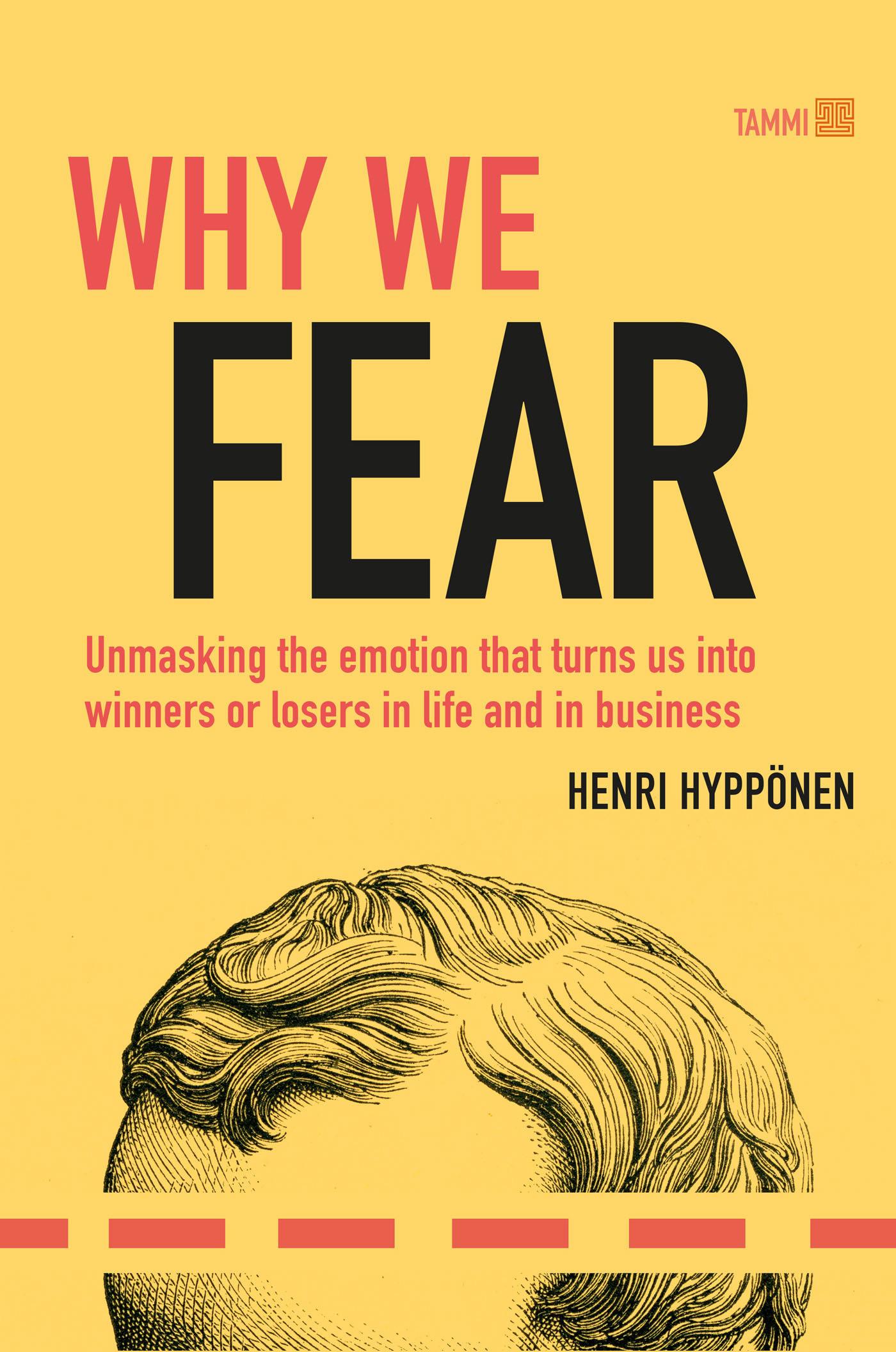Hyppönen, Henkka - Why We Fear, ebook